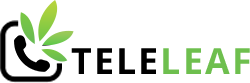 TeleLeaf Logo